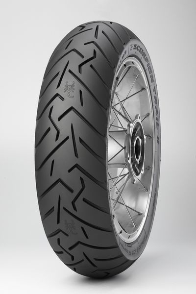 Anvelopa on/off enduro PIRELLI 190/55ZR17 (75W) TL SCORPION TRAIL II, Radial 0