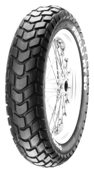 Anvelopa Pirelli PIR0998000 110/90 - 17 M / C 60P MT 60 spate 0
