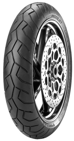 Anvelopa Pirelli PIR1430700 120/70 ZR 17 M / C (58W) TL Diablo 0