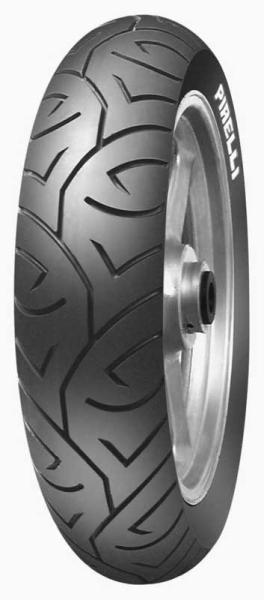 Anvelopa Pirelli PIR1622600 130/70 - 16 M / C 61P TL Sport spate Demon 0