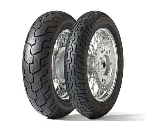 Anvelopa Road Dunlop M / C 66P spate TT D404 (650804) 0