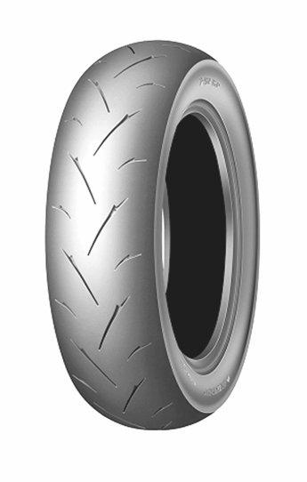 Anvelopa scuter Anvelopa scuter/moped DUNLOP 100/90-12 (49J) TL TT93 GP,, Diagonal [0]