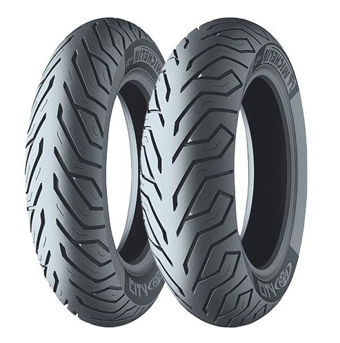 Anvelopa scuter MICHELIN 100/90-12 TL 64P CITY GRIP Fata/Spate 0