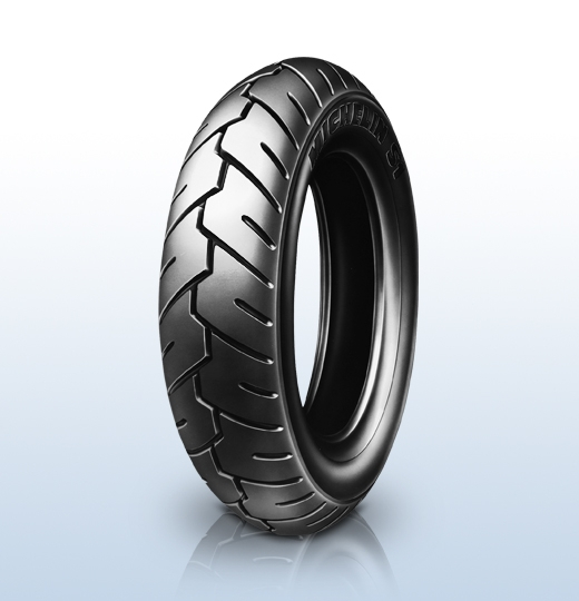 Anvelopa scuter/moped MICHELIN 100/90-10 (56J) TL/TT S1, Diagonal 0