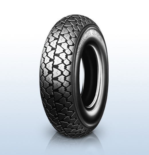 Anvelopa scuter/moped MICHELIN 3,50-10 (59J) TL/TT S83 (Ranforsat), Diagonal 0