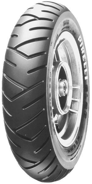 Anvelopa scuter Pirelli 120/70 - 12 TL 51L SL 26 fata / spate 0
