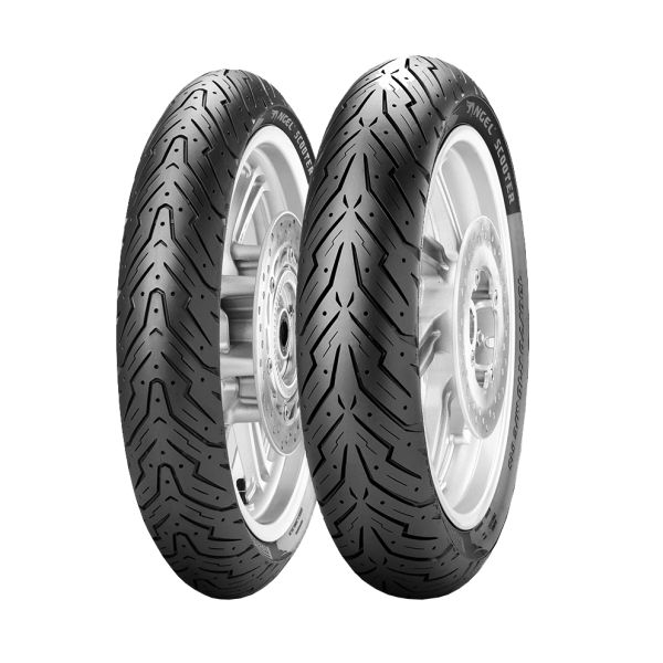 Anvelopa scuter PIRELLI 110/80-14 TL 59S ANGEL SCOOTER Spate 0