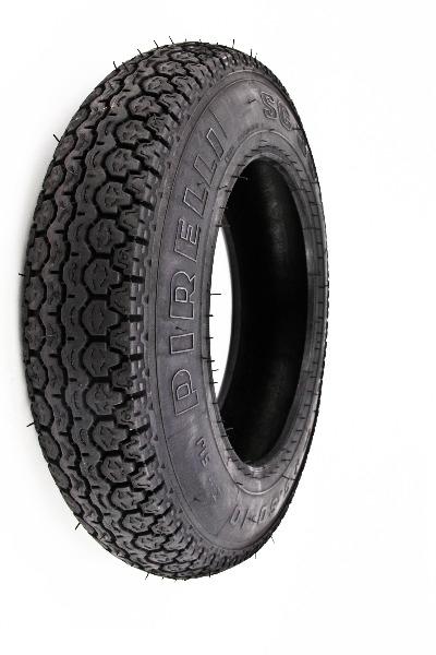 Anvelopa scuter Pirelli PIR0401900 3.00 - 10 42J SC 30 fata spate