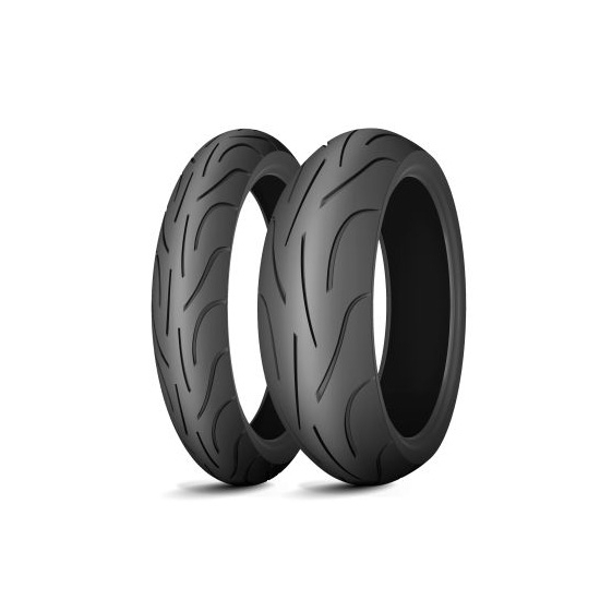 Anvelopa sport MICHELIN 120/60ZR17 (55W) TL PILOT POWER 2CT, Radial 0