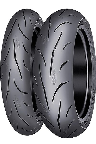 Anvelopa sport MITAS 110/70ZR17 (54W) TL SPORTFORCE+ Radial 0