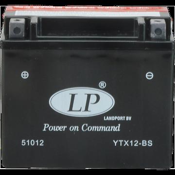 Baterie LP Moto fara intretinere 12V 10Ah L 152 l 88 H 131 [0]