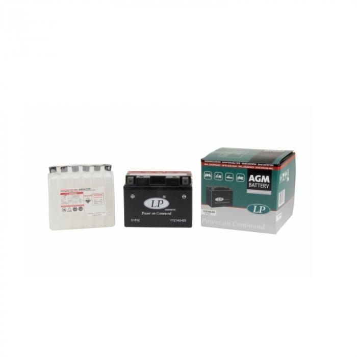 Baterie Moto fara intretinere 12V 11 2Ah L 150 l 87 H 110 0