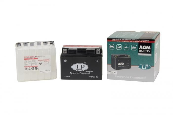 Baterie Moto fara intretinere 12V 11Ah L 150 l 87 H 110 0