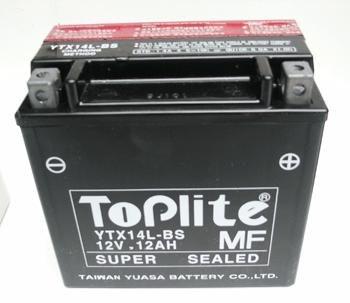 Baterie Moto fara intretinere 12V 12Ah L 150 l 87 H 146 [0]
