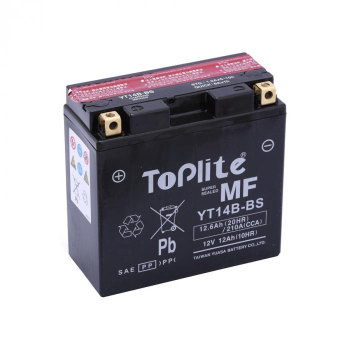 Baterie Moto fara intretinere 12V 12Ah L 152 l 70 H 145 [0]