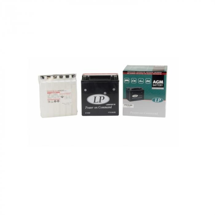 Baterie Moto fara intretinere 12V 14Ah L 150 l 87 H 161 [0]