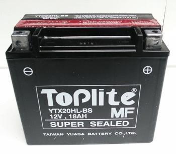 Baterie Moto fara intretinere 12V 18Ah 310A L 175 l 87 H 155 0