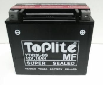 Baterie Moto fara intretinere 12V 18Ah L 175 l 85 H 155 0