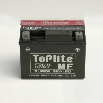 Baterie Moto fara intretinere 12V 3Ah L 114 l 71 H 89 [0]