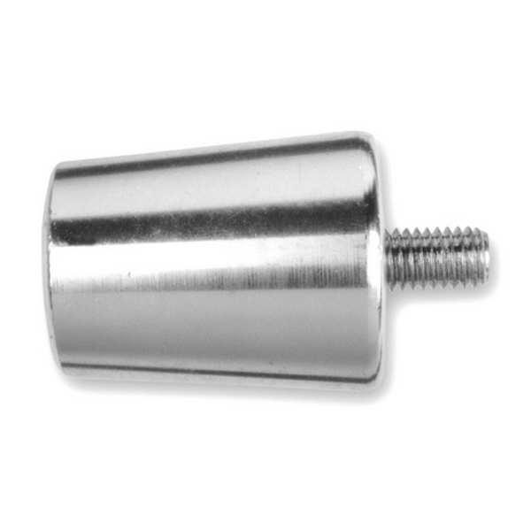 Capete ghidon culoare argintiu (aluminiu) KAWASAKI ER, ER-6F, ER-6N, GTR, KLE, Z, ZR-7, ZX-12R, ZX-6R, ZX-7R, ZX-7RR, ZX-9R, ZZR 500-1400 dupa 1994 [0]