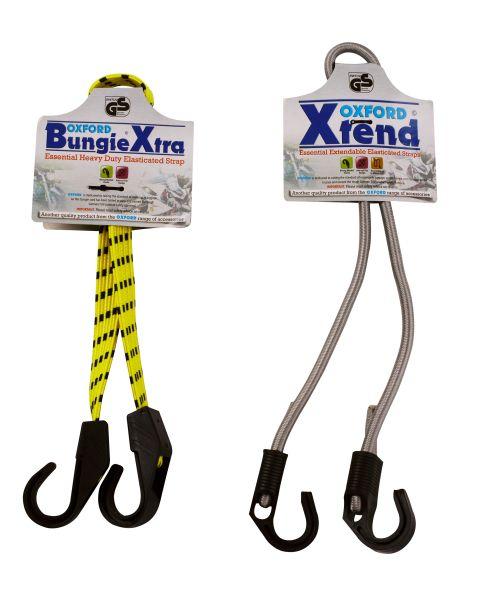 Chingi elastice bagaje 9mmx800mm - Negru 0