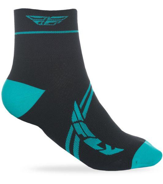 Ciorapi ACTION FLY culoare negru/albastru, marime S-M 0