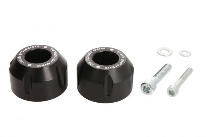 Crah pad axa fata contine protectie PVN KTM DUKE 125/200/390 dupa 2011 [0]