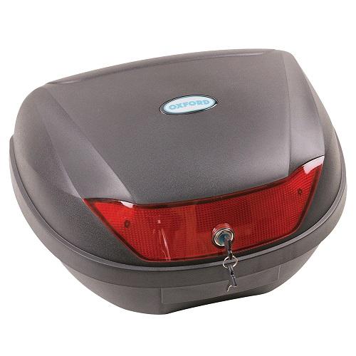 Cutie top case, portbagaj mare 44 litri negru 0
