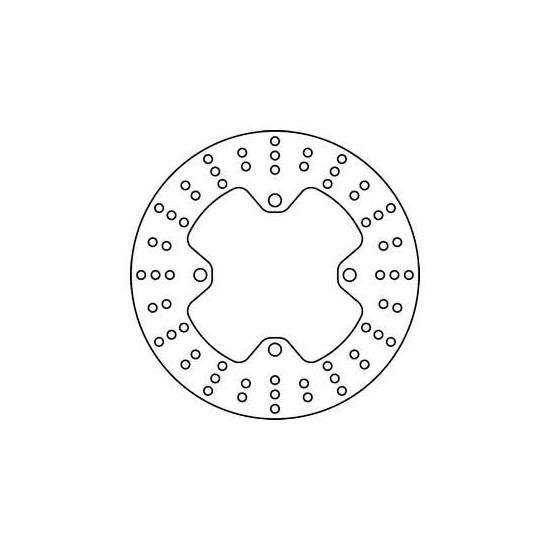 Disc frana moto HONDA CB [0]