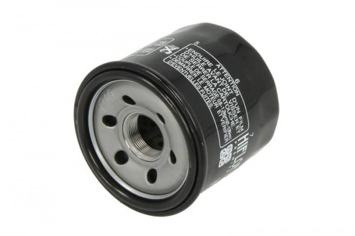 Filtru Ulei Hiflofiltro HF138 - Aprilia RSV4; Kawasaki KLV1000; Suzuki GSF600/650/1200/1250, GSR600/750, GSX-R600/750/1000/1300, DL650/1000, SV650/1000, VL/VZ800/1500/1800 0