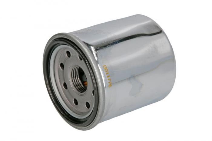 Filtru ulei moto crom HONDA,KAWASAKI Hiflo HF303C 0
