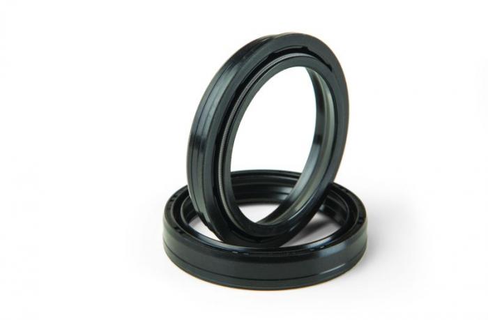 Garnituri ulei suspensie fata (diametru interior: 40mm diametru exterior: 52mm inaltime: 10mm, tip: DC4, 2 bucati)