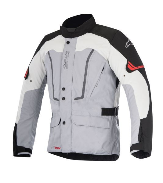 Geaca textil ALPINESTARS VENCE DRYSTAR culoare negru/gri, marime L 0