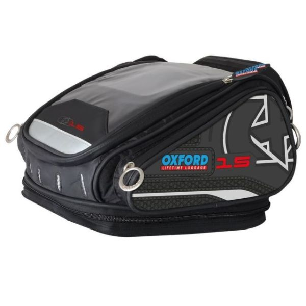 Geanta bagaje moto 15L [0]
