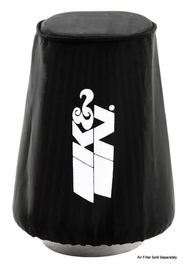 Husa filtru aer rezistenta la apa, culoare negru [0]