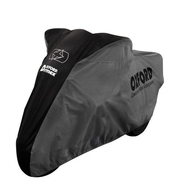 Husa protectie motocicleta OXFORD DORMEX culoare gri, marime S [0]