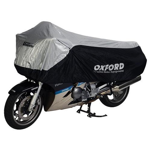 Husa protectie motocicleta OXFORD UMBRATEX CV1 culoare argintiu, marime M - rezistenta la apa [0]