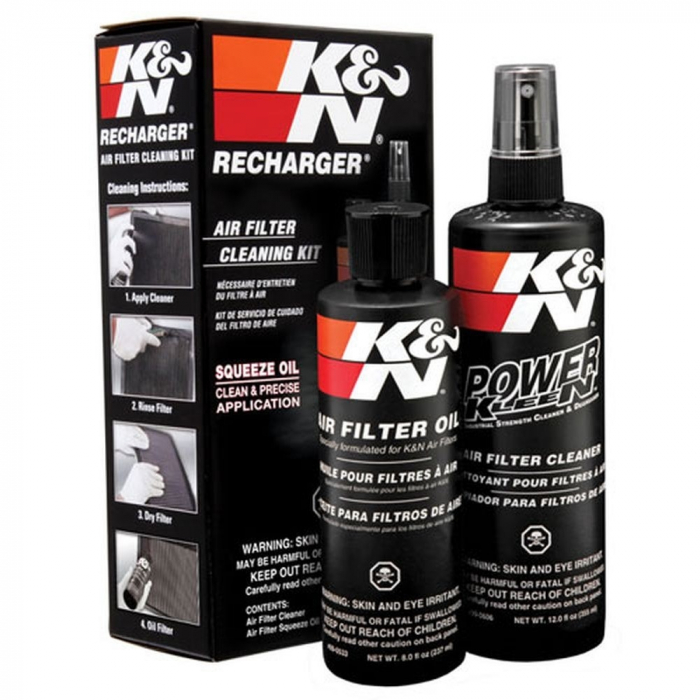Kit De Intretinere Filtre Sport, K&N, Kit De Intretinere Filtre K&N, 535Ml 0