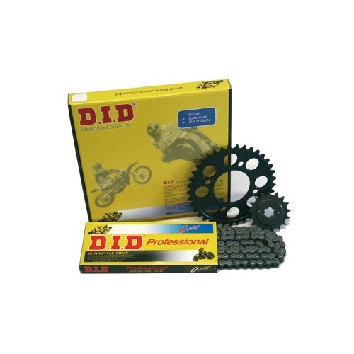 Kit Lant DID - Yamaha XT660 R / X 2004- / XTZ660 2007 0