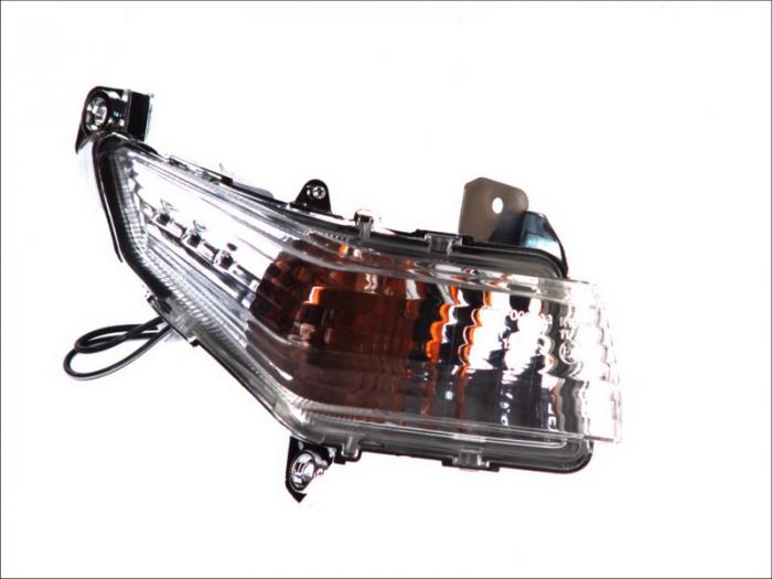 Lampa semnalizare moto fata, dreapta  (transparent) SUZUKI GSR 600 dupa 2006 [0]