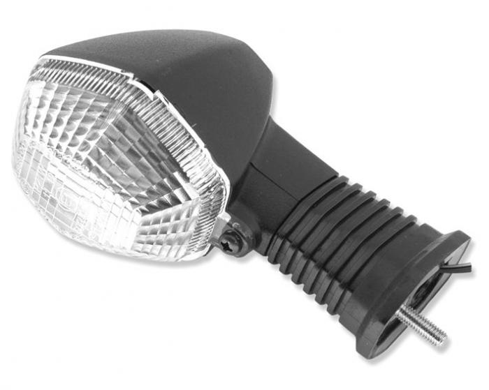 Lampa semnalizare moto fata/spate, stanga/dreapta  (culoare alba) SUZUKI GSF, GSX, GSX-R, SV, TL 650/1000/1250 dupa 2001 [0]