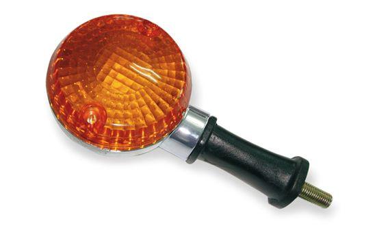 Lampa semnalizare moto fata/spate, stanga/dreapta  KAWASAKI EL, EN, VN, ZL 250-750 dupa 1986 [0]