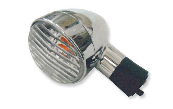 Lampa semnalizare moto fata/spate, stanga/dreapta  (transparent) HONDA VT, VTX 750/1300/1800 dupa 1983 [0]