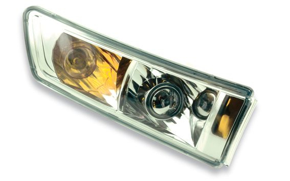 Lampa semnalizare moto fata, stanga (transparent) APRILIA ATLANTIC 500 dupa 2001 [0]