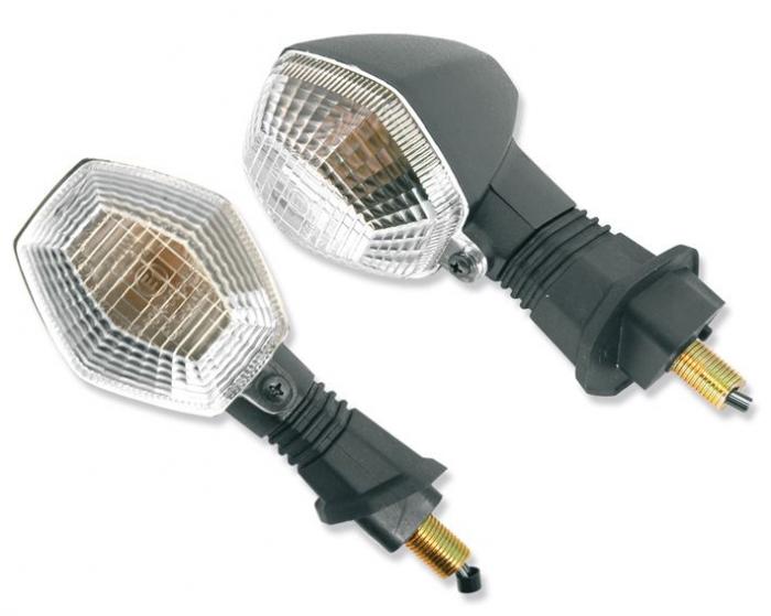 Lampa semnalizare moto fata, stanga (transparent) SUZUKI DL 650/1000 dupa 2009 [0]