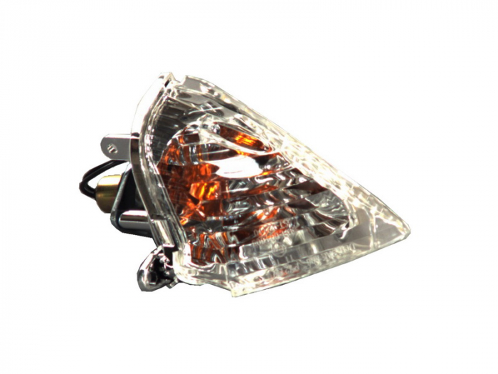 Lampa semnalizare moto spate, dreapta  (transparent) SUZUKI GSX-R 600/750 dupa 2006 [0]