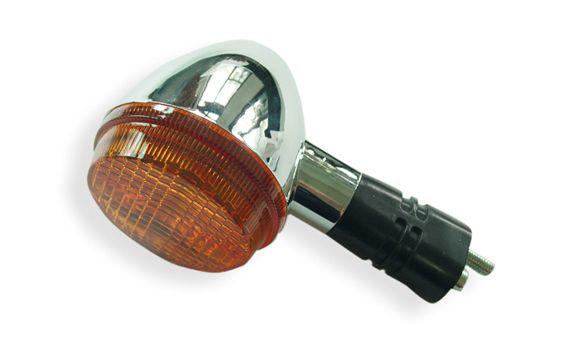 Lampa semnalizare moto spate, stanga HONDA VT 125/600 dupa 1988 [0]