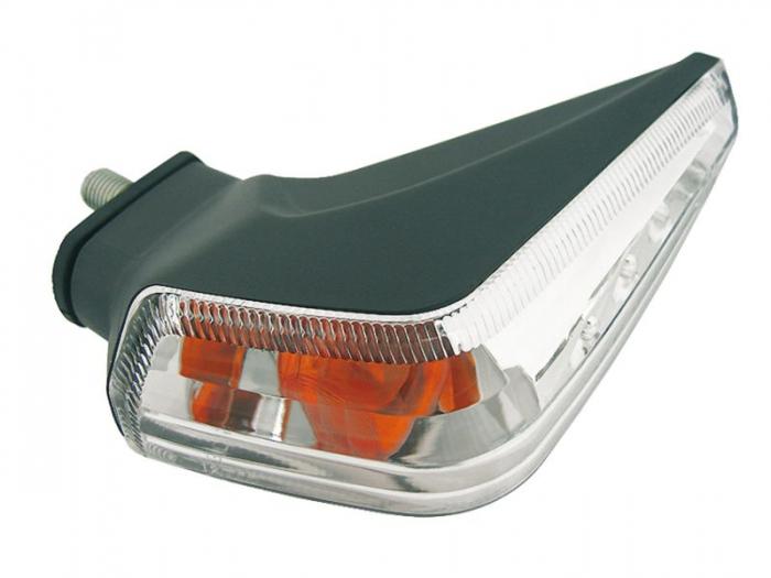 Lampa semnalizare moto spate, stanga (transparent) SUZUKI GSR 600 dupa 2006 [0]