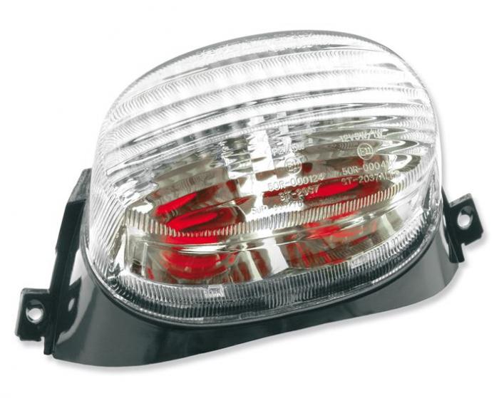 Lampa spate (transparent) SUZUKI GSX-R 600/750 dupa 1996 [0]