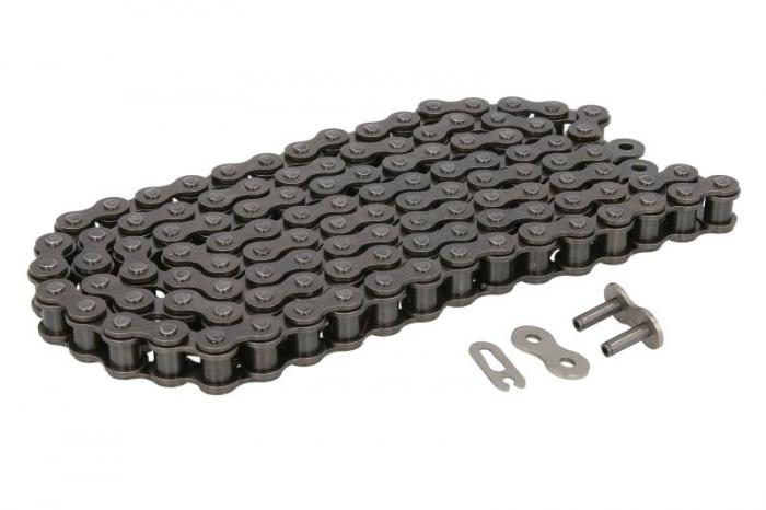 Lant 420 D standard, numar zale 138 fara o-ring negru, conexiune tip pin YAMAHA TZR 50 dupa 2007 0
